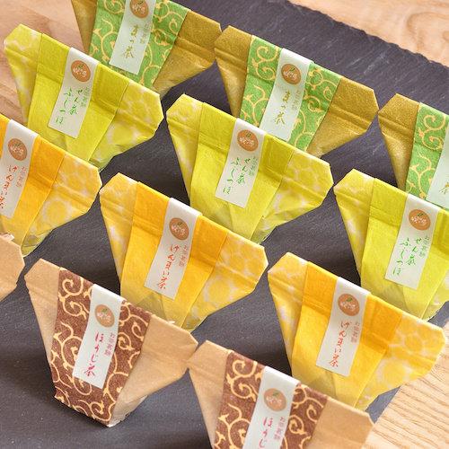 接待の手土産セレクション特選「お茶専門店のお茶葛餅」12個入り